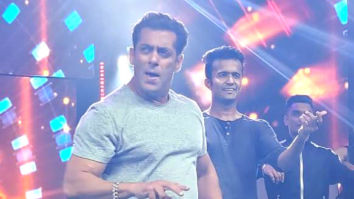 Photos: Salman Khan snapped during Da-Bangg Tour Reloaded rehearsals in Dubai