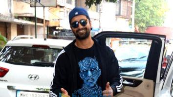 Photos: Vicky Kaushal spotted at Matrix office, Bandra