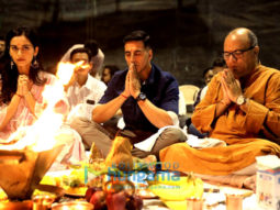 On The Sets Of The Movie Prithviraj