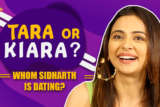 Rakul's HILARIOUS take on Sidharth DATING Tara & Kiara make for a LAUGH RIOT Rapid fire