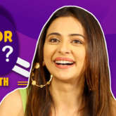 Rakul's HILARIOUS take on Sidharth DATING Tara & Kiara make for a LAUGH RIOT Rapid fire