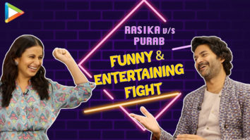 Rasika vs Purab- Tough Fight How well do they know each other Out Of Love
