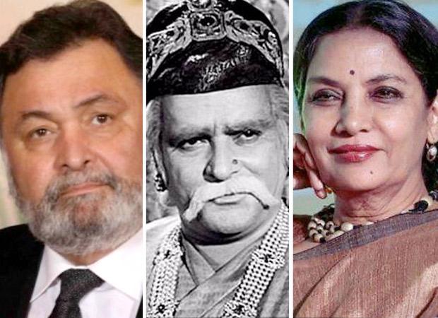 Rishi Kapoor and Shabana Azmi remember Prithviraj Kapoor on his 113th birth anniversary