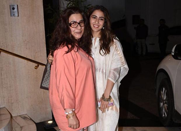 Sara Ali Khan's mom, Amrita Singh, up in arms against her relationship with Kartik Aaryan