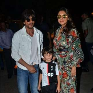 Shah Rukh Khan and Karan Johar with Family attend Aaradhya's Birthday AbRam Khan Birthday Bash