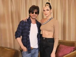 "Ahead of her headlining performance in Mumbai, Dua Lipa, one of the most streamed female artists in the world met with one of the most recognized and loved Indian film personalities worldwide, Shah Rukh Khan. Dua Lipa is a hit with Shah Rukh Khan's children, and he jokes that he wanted to get acquainted with her to find out who he is competing with for their love. In the recent past, Shah Rukh Khan has successfully collaborated with applauded international artists such as Marshmello, Diplo, Akon and has also interacted with Chris Martin's Coldplay, DJ Snake, and Lady Gaga during their respective India visits. Notably his recent appearance on talk show host David Letterman's ""My Guest Needs No Introduction"" which has also featured Jay Z, George Clooney, former US President Barack Obama and Nobel laureate Malala Yousafzai, received its' highest IMDB rating of 9.3 superseding the ratings of earlier episodes."