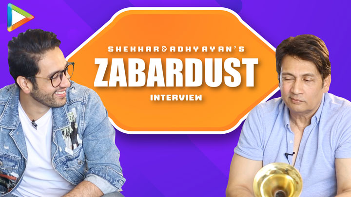 Shekhar & Adhyayan Suman's ENTERTAINING Interview Crazy Rapid Fire & 5 Second Challenge
