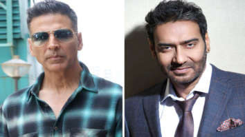 Shine on my friend Akshay Kumar tells Ajay Devgn on his 100th film Tanhaji The Unsung Warrior