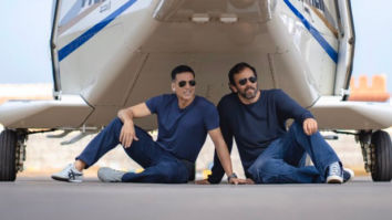 Sooryavanshi: Akshay Kumar wraps up Rohit Shetty's film with action packed last scene