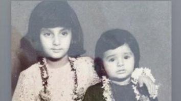 Tabu's sister Farah Naaz shares childhood photo on her birthday