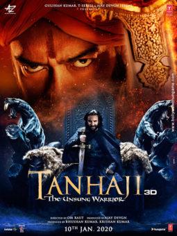 First Look Of Tanhaji – The Unsung Warrior