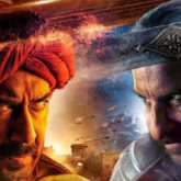 Tanhaji: The Unsung Warrior - It's going to be battle between Ajay Devgn and Saif Ali Khan