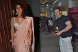 Tara Sutaria, Sooraj Pancholi & others attend screening of Maarjaavan