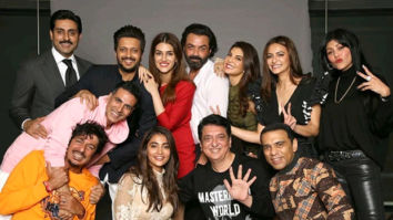 Team Housefull gets together for a success bash and we're waiting for the 5th instalment!