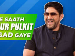 """The WITTIEST Arshad Warsi """"Very DIFFICULT job to be a Stand Up Comedian"""" Pagalpanti Ileana D'Cruz"""
