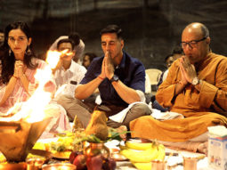 VIDEO Akshay Kumar and Manushi Chillar begin Prithviraj on an auspicious note!