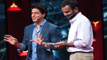 Shah Rukh Khan wishes for the future love machine to be named after him