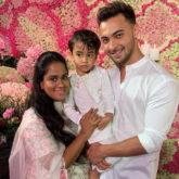 Aayush Sharma and Arpita Khan Sharma's second child to be born on Salman Khan's birthday?