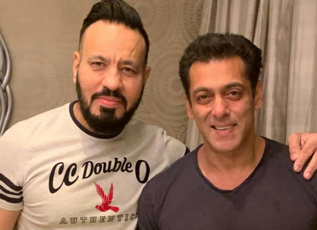 """25 years and still Being Strong"": Salman Khan shares a photo with bodyguard Shera"