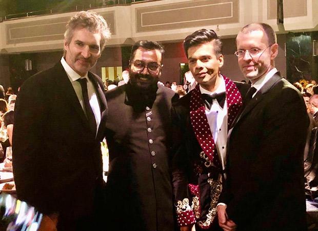 International Emmy Awards 2019: Karan Johar has a fan moment with GoT creators David Benioff and D. B. Weiss