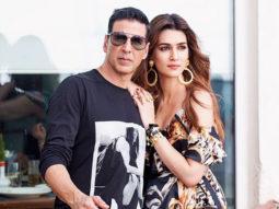 It's official! Kriti Sanon joins Akshay Kumar for Bachchan Pandey