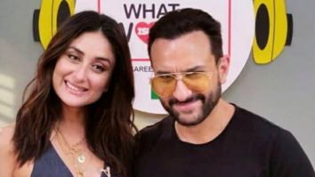 """Don't be salty, Saif"" – says Kareena Kapoor Khan to Saif Ali Khan in the first teaser of her talk show What Women Want"