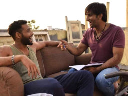 Gully Boy actors Ranveer Singh and Siddhant Chaturvedi 'emotionally made out'