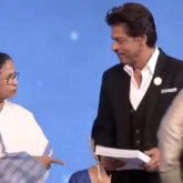 Watch: Shah Rukh Khan and Kolkata Chief Minister Mamta Banerjee have a hilarious conversation on stage at the 25th KIFF