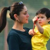 Watch: Taimur Ali Khan has a sunny playday in Chandigarh