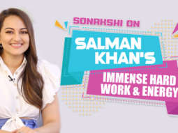 """Salman Khan has NO COMPETITION other than…"" Sonakshi Sinha Dabangg 3 Yun Karke"