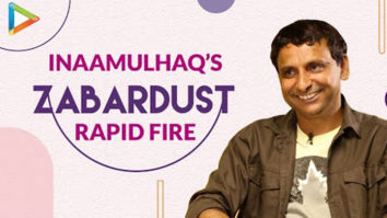 """Shah Rukh Khan, Akshay Kumar & Om Puri – BOLLYWOOD"" Inaamulhaq's EPIC Rapid Fire Ranveer"