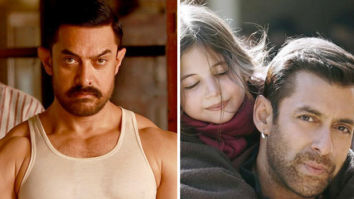 Aamir Khan's Dangal biggest blockbuster of decade, Salman Khan's Bajrangi Bhaijaan bags second place