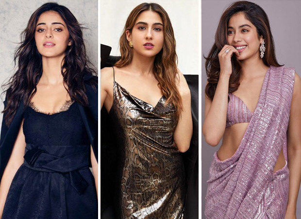 Ananya Panday talks about being compared with Sara Ali Khan and Janhvi Kapoor, says there's enough work for everyone