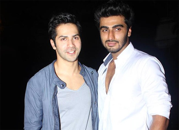 Arjun Kapoor quips Varun Dhawan stole his first film Student Of The Year