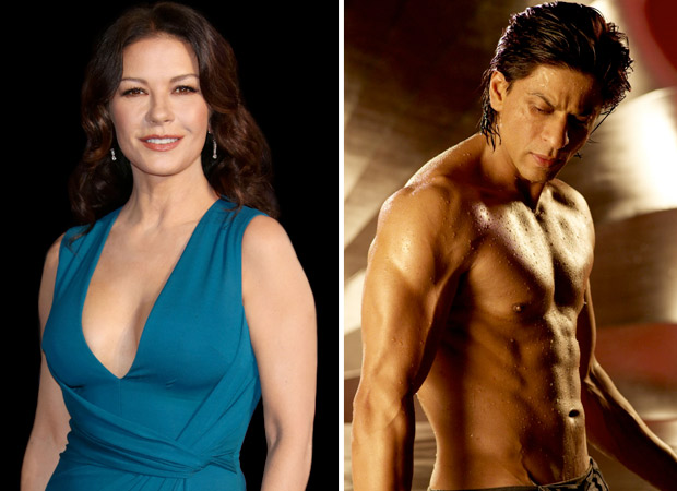 Catherine Zeta Jones talked about another Om Shanti Om song and not from Shah Rukh Khan starrer