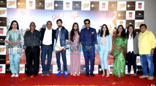 Photos: Celebs grace the trailer launch of Sab Kushal Mangal