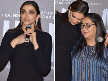 Chhapaak Trailer Launch: Deepika Padukone tears up while talking about her impactful role