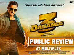 DABANGG 3 Movie Review Salman Khan Sonakshi Sinha Saiee Manjrekar Prabhudeva