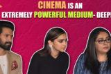 Deepika Padukone It's not that if you're socially responsible then its'... Chhapaak Meghna