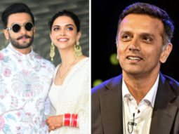 Deepika Padukone and Ranveer Singh watch cricket together, actress says her favourite cricketer is Rahul Dravid