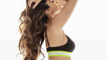 Disha Patani in a Calvin Klein underwear is all things hot!