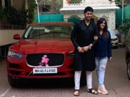 Ekta Kapoor gifts a luxury car to Dream Girl director Raaj Shaandilyaa