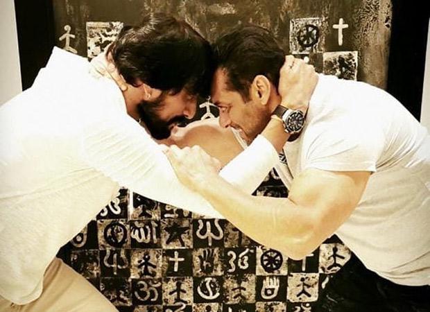 Dabangg 3: Salman Khan turns dialogue writer for co-star Kiccha Sudeep
