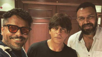 Shah Rukh Khan meets Malayalam filmmaker Aashiq Abu at Mannat. A new film in the cards?