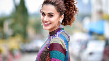 Taapsee Pannu reveals that she was advised to not do female centric films and should let men take center-stage