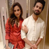 Mira Kapoor introduces us to Shahid Kapoor, the in-house Santa Claus!