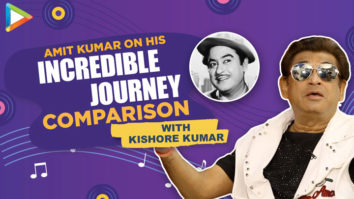 "From Dilip to SRK, I sang songs for all the BIGGEST…"" Amit Kumar Comparison with Kishore Kumar"