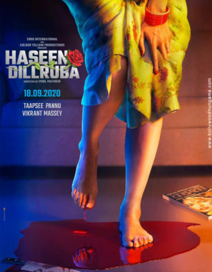 First Look Of Haseen Dillruba