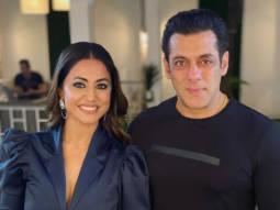 Hina Khan reunites with Salman Khan on the sets of Bigg Boss 13