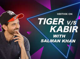 "Hrithik Roshan on WAR 2 with Salman Khan ""Tiger vs Kabir"" I'm very LAZY guy Akshay Kumar"